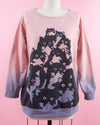 Ombre Kitty Sweatshirt