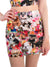 Puppy Garden Party Mini Skirt