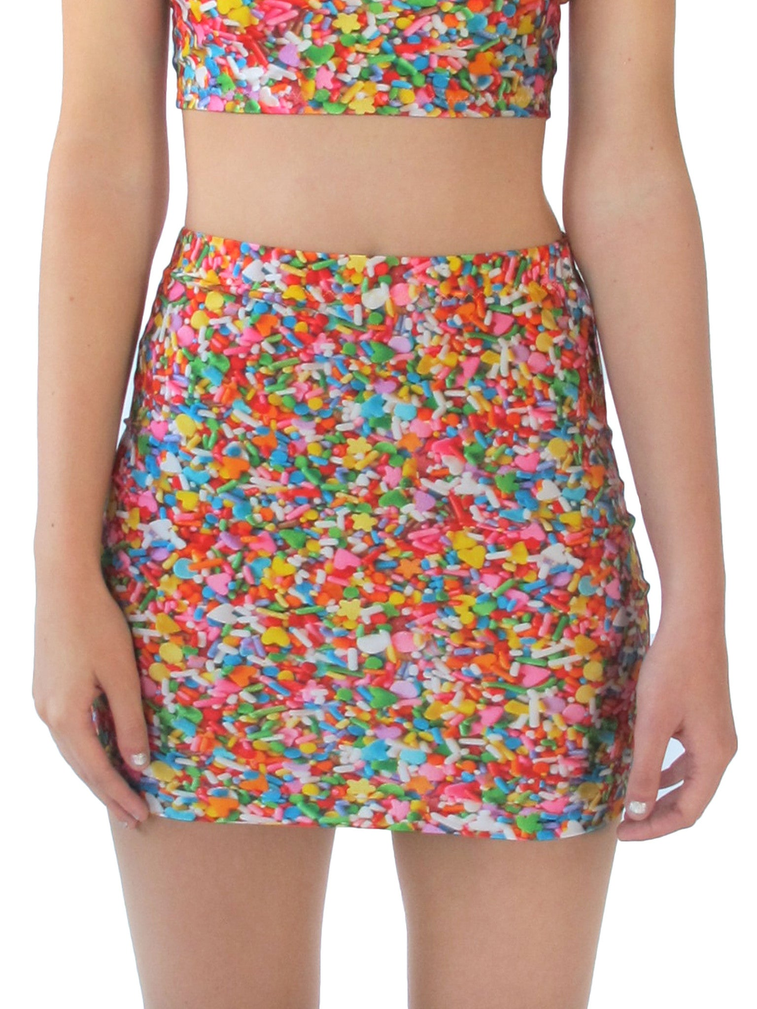Sprinkles Mini Skirt