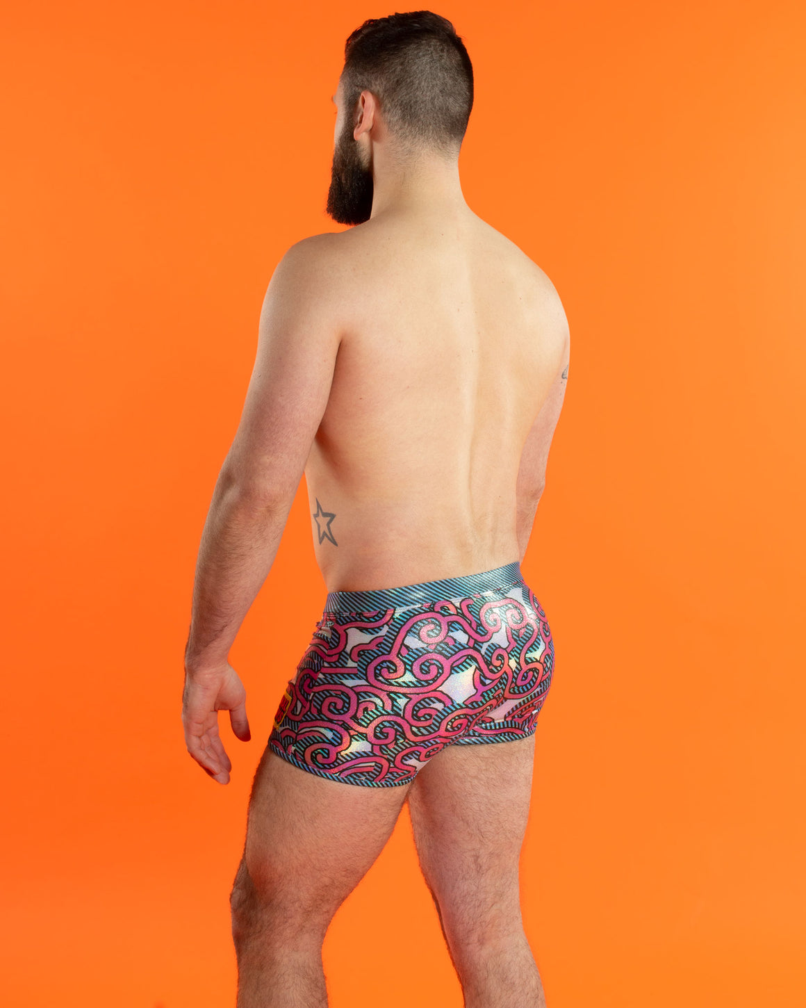 Wallpaper Holo Swim Trunks