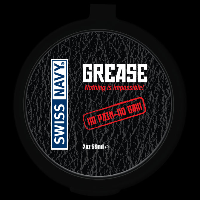 Swiss Navy Grease Lubricant 2oz/59ml