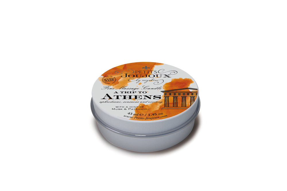 Load image into Gallery viewer, Petits JouJoux Massage Candle Athens 43ml