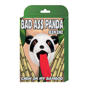 Load image into Gallery viewer, Bad Ass Panda Novelty Underwear