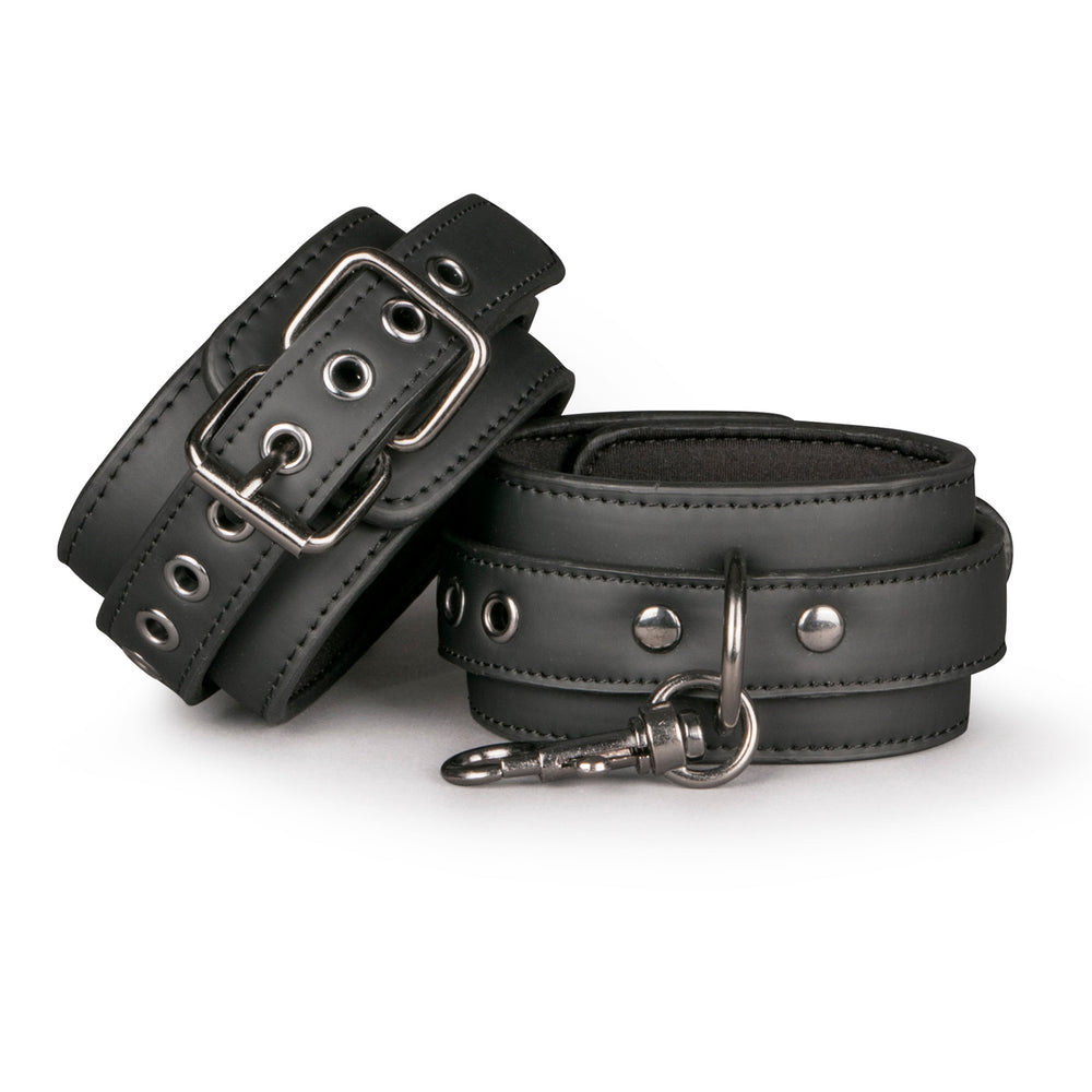 Load image into Gallery viewer, Ankle Cuffs Black