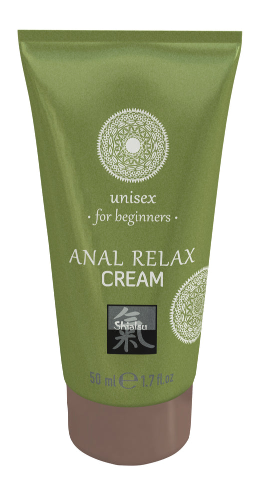 Load image into Gallery viewer, Shiatsu Anal Relax Cream Beginners 50ml