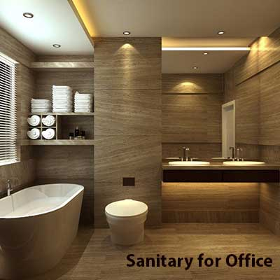 Sanitary for Office