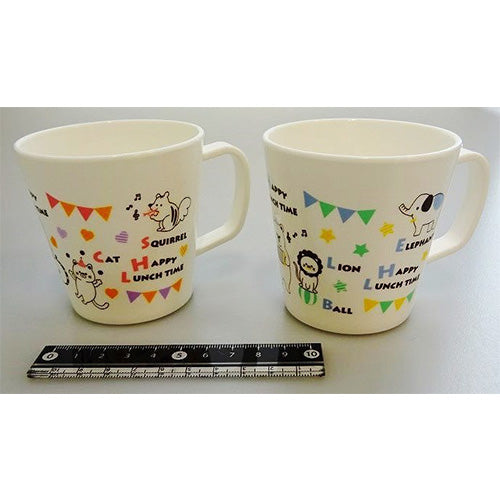 Animal musical mug cup 210ml