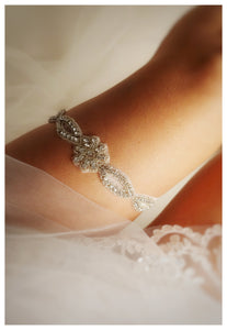Julie Bling garter