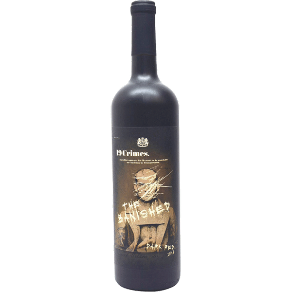 19 Crimes Banished 2018 (Australia) 750ml