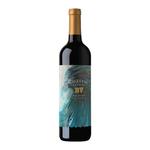 BV Coastal Estate Red Blend 2015 (California, US) 750ml (4254641422441)