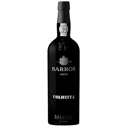 Barros Porto Colheita 1998 (Portugal) 750ml (4574320132201)