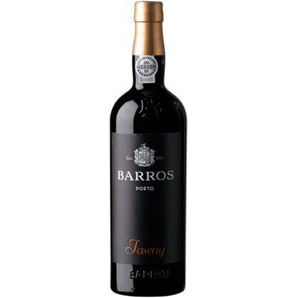 Barros Std Porto Tawny (Portugal) 750ml (4574320394345)