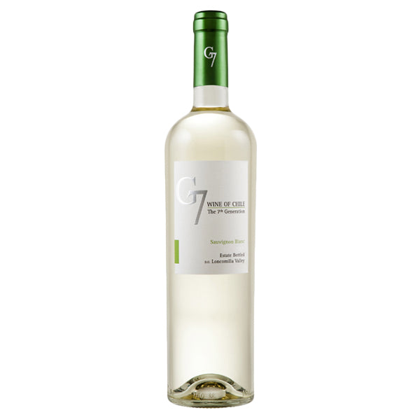 G7 Sauvignon Blanc 2018 (Chile) 750ml