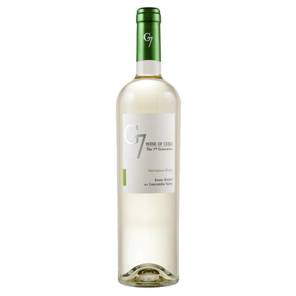 G7 Sauvignon Blanc 2018 (Chile) 750ml (4254527389801)