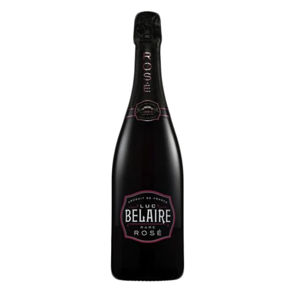 Luc Belaire Rare Rose Sparkling Wine (France) 750ml