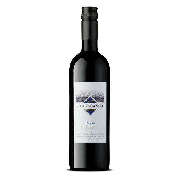 El Descanso Estate Merlot 2017 (Chile) 750ml