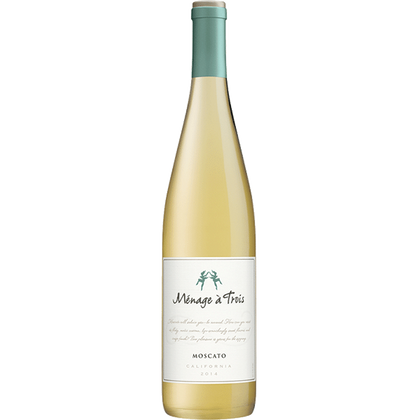Menage A Trois Moscato (California) 750ml (4421999067241)