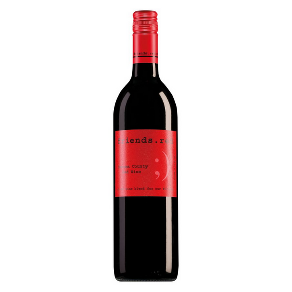 Pedroncelli Friends Red 2015 (California, US) 750ml (4254528634985)