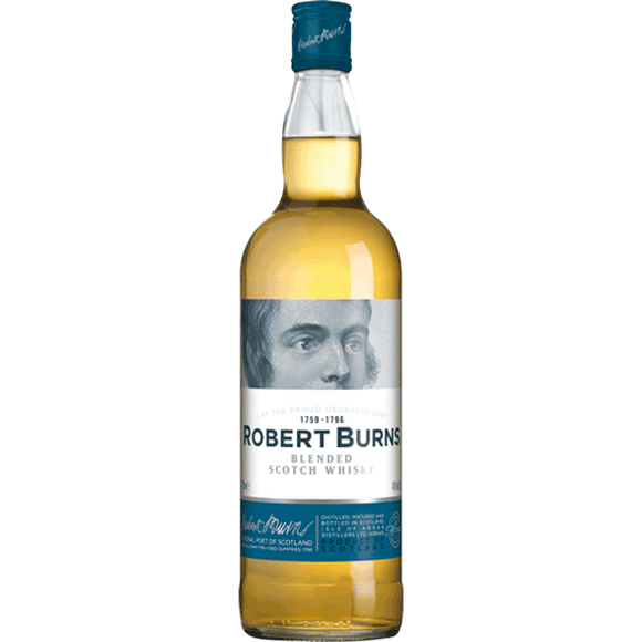 Robert Burns Blended Scotch Whisky (Scotland) 700ML (4254529257577)