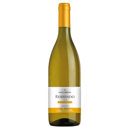 Santa Carolina Reservado Chardonnay 2018 (Chile) 750ml (4254528733289)