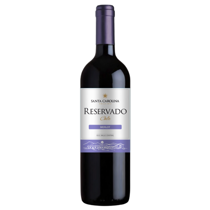 Santa Carolina Reservado Merlot (Chile) 750ml (4254526636137)