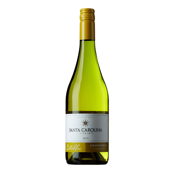 Santa Carolina Estrellas Chardonnay 2018 (Chile) 750ml