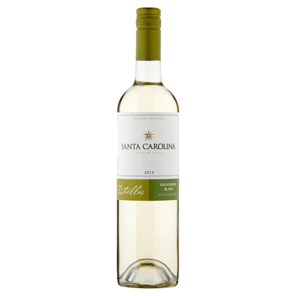 Santa Carolina Estrellas Sauvignon Blanc 2018 (Chile) 750ml (4254527029353)