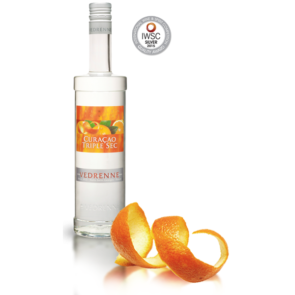 Vedrenne Liqueur Curacao Triple Sec (France) 700ml