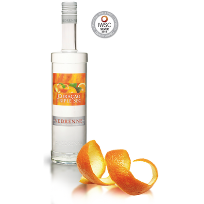 Vedrenne Liqueur Curacao Triple Sec (France) 700ml (4574320885865)