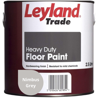 Leyland Heavy Duty Floor Paint 2.5 litres