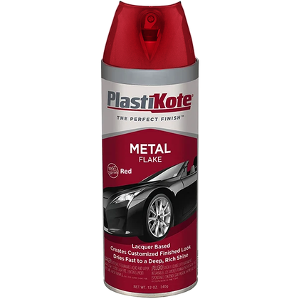 Plastikote Metal Flake 12oz.