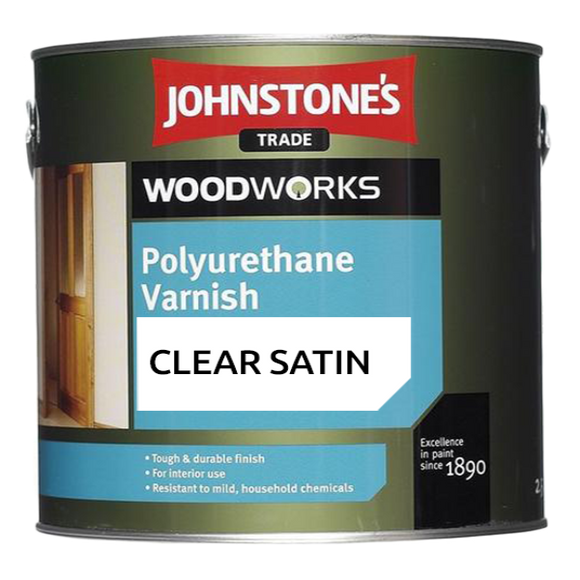 Johnstone's Polyvarnish Satin (4556518391913)
