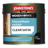 Johnstone's Polyvarnish Satin