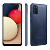 Samsung A02S: 64 GB Blue Latin Duos