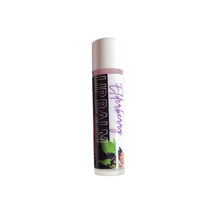 Elderberry Peppermint Lip balm