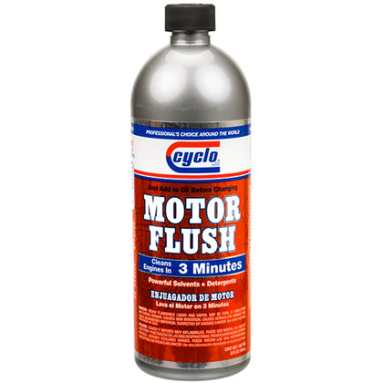 Cyclo Motor Flush - 15oz (4094984519785)