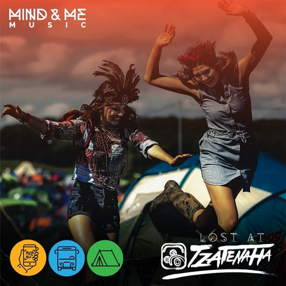 MIND & ME PARTY - 3 DAYS PASS + TRANSPORTATION + CAMPING (4497234100329)