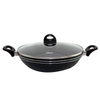 Osters 30cm Classic Wok With Lid