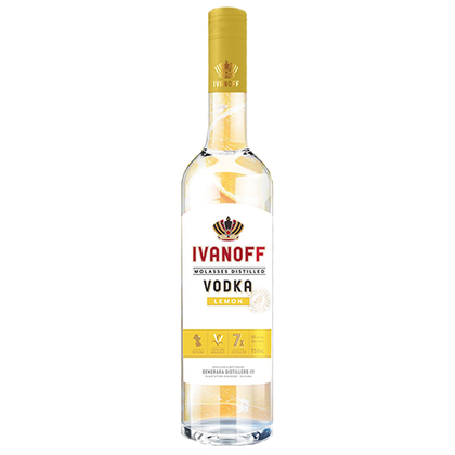 Ivanoff Lemon Vodka