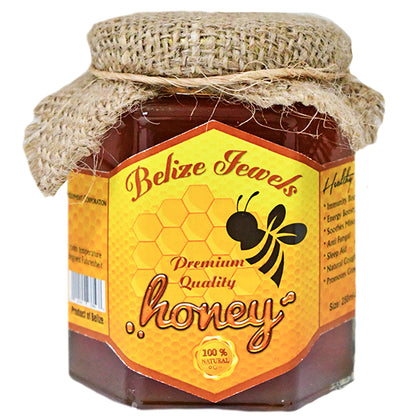Belize Jewels Honey - 250ml (4471251861609)