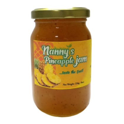 Nanny's Jammies Pineapple Jam