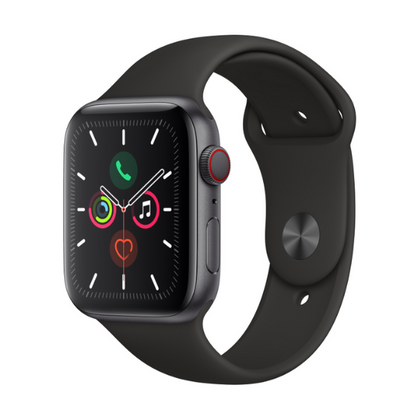 Apple Series 5 Watch: Space Gray 40mm
