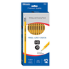 Bazic #2 Premium Yellow Pencils 12 Pack