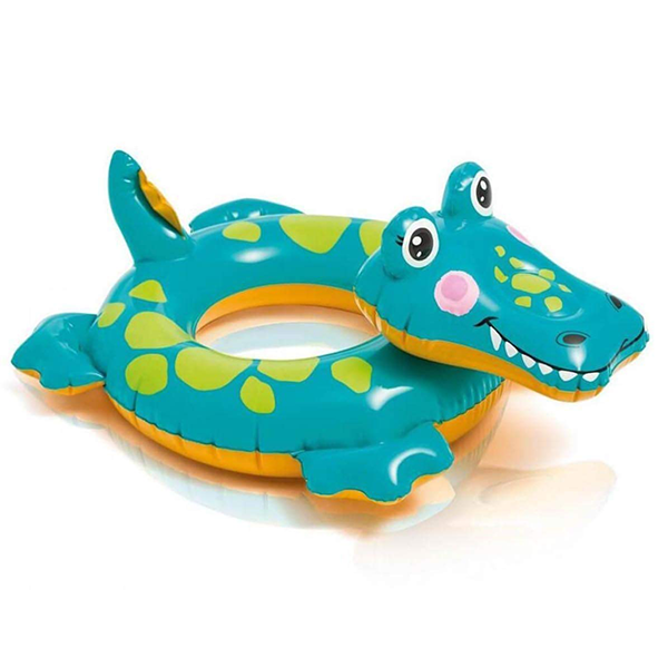 Intex Big Animal Ring - Alligator. Age 3-6