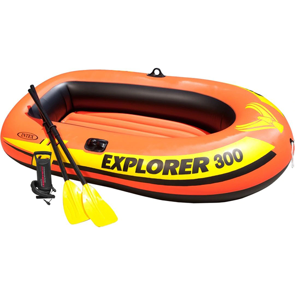 Intex Explorer 300 Inflatable Raft
