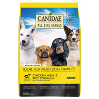 Canidae Dog Food: Chicken Meal & Rice Formula
