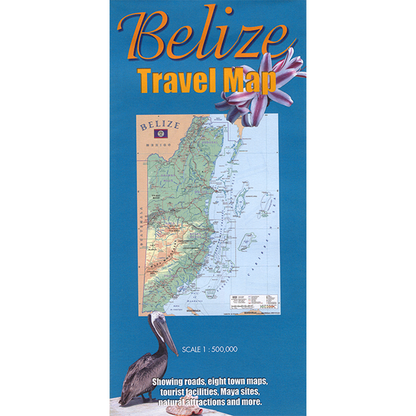 Belize Travel Map