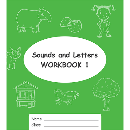 Sounds and Letters Workbook 1