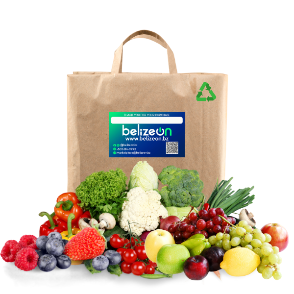 Deluxe Assorted Fruit & Vegetable Bag