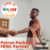 I Love Belize Patron Package: FBWL Partners